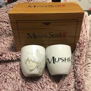 Mushi-shi cups